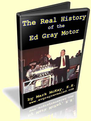 The Real History of the Ed Gray Motor by Mark McKay